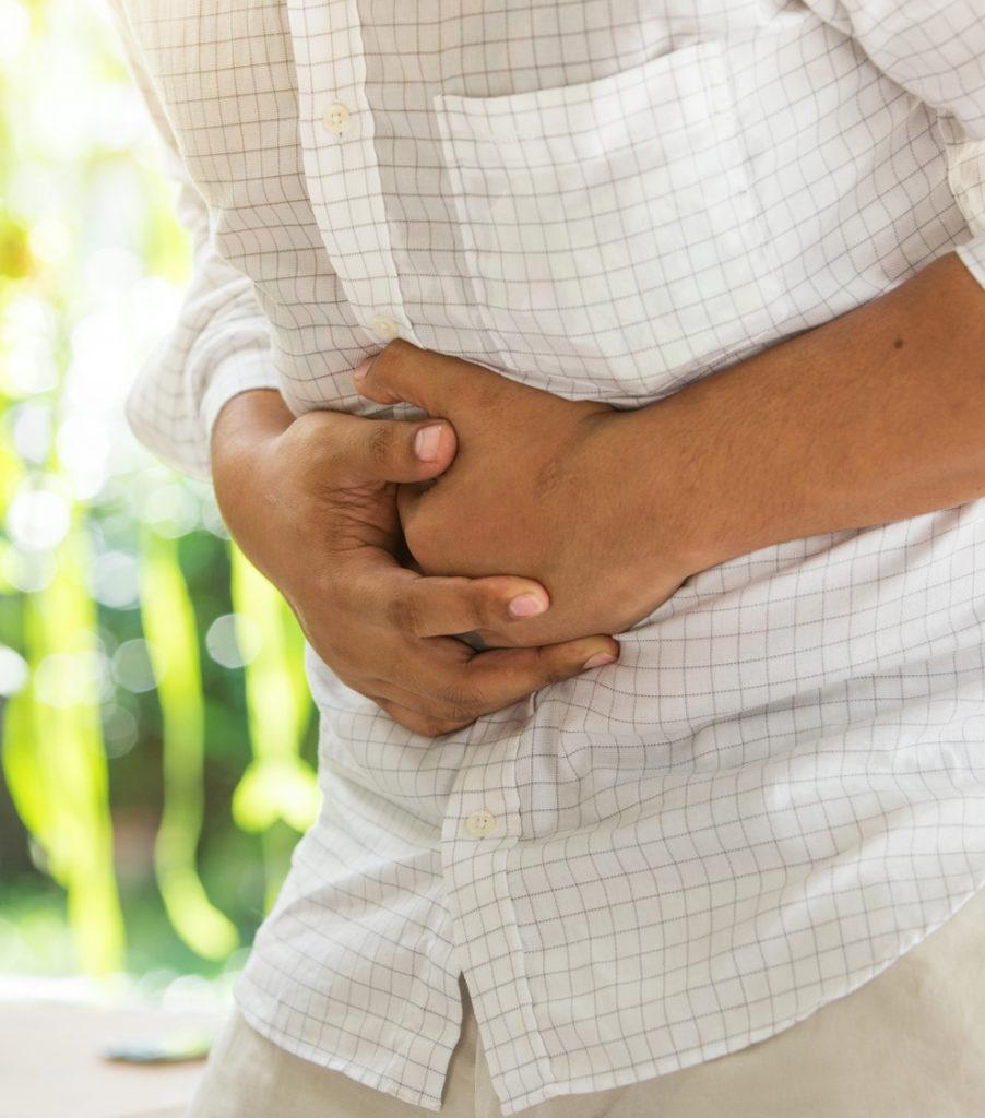腹痛のイメージ